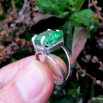 emerald ring colombian emerald emer..