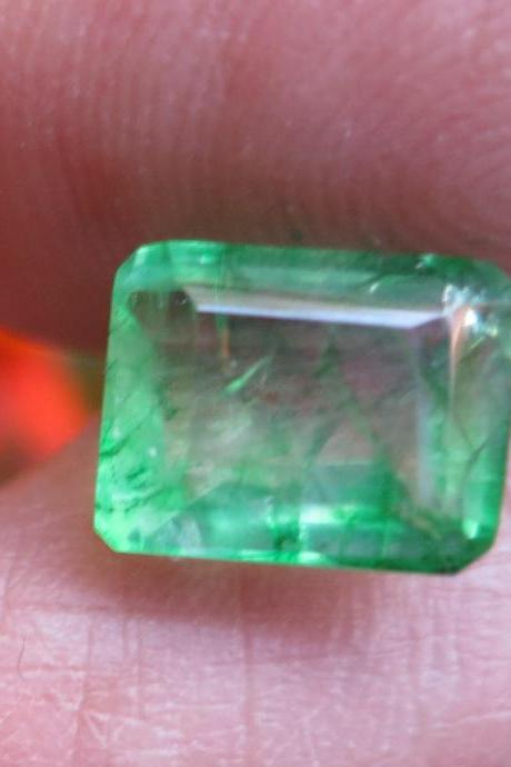 muzo emerald colombian emerald natural emerald